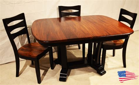 amish dining room table amish dining jasen s furniture amish dining furniture