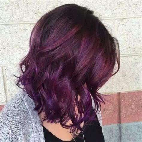 purple hair dyes on pinterest directions hair dye splat hair les 17 meilleures id 233 es de la cat 233 gorie cheveux violet