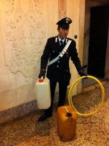 ghiaia colfosco viro gasolio arrestato