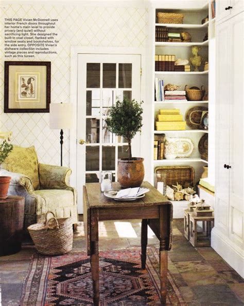 Cozy Cottage Decor by Beautiful Living November 2010