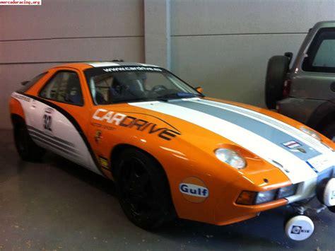 Porsche 928 Racing by Porsche 928 Competicion