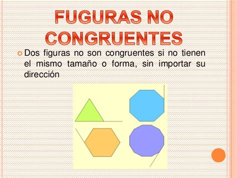 Figuras Geometricas Congruentes | figuras congruentes y no congruentes