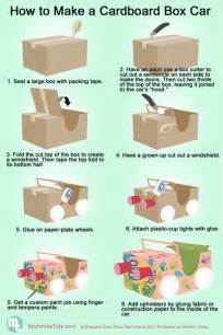 How to make a cardboard box car pictures photos and images for