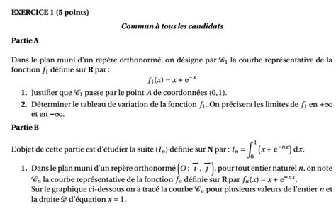 Bac S Maths 2018 Bac S 2014 Les Sujets De Math 233 Matiques Et Maths Sp 233