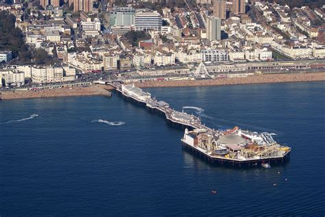 the palace pier and theatre brighton later brighton pier brighton palace pier wikipedia
