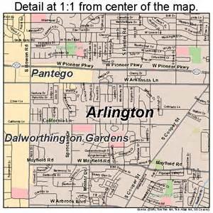 arlington map 4804000