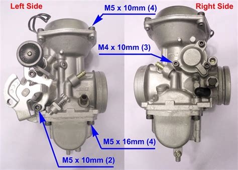 Suzuki Savage Carburetor Suzukisavage Carburetor Specifications