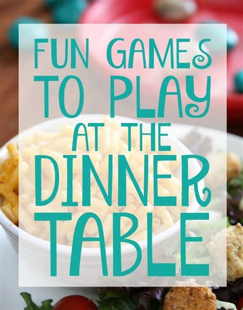 Best 25 Dinner Party Games Ideas On Pinterest Rehearsal