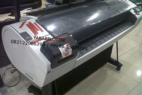 Hp Designjet T1300 Ps 44 A0 plotter hp designjet service plotter kertas plotter