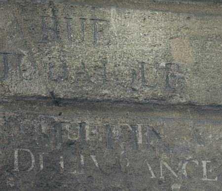 Bibliotheque D Angle 1765 by Noms De Rues Grav 233 S Dans La J Comme