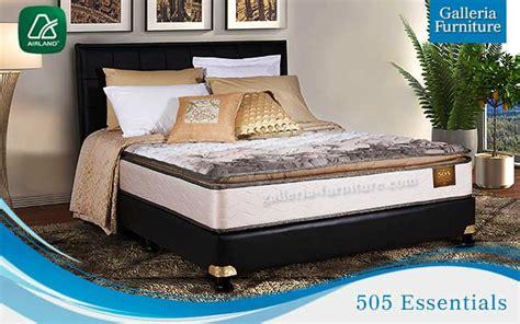 505 Set 200x200cm Airland Springbed pusat penjualan tempat tidur springbed airland harga murah