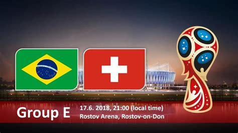 brazil vs switzerland live on hd tv