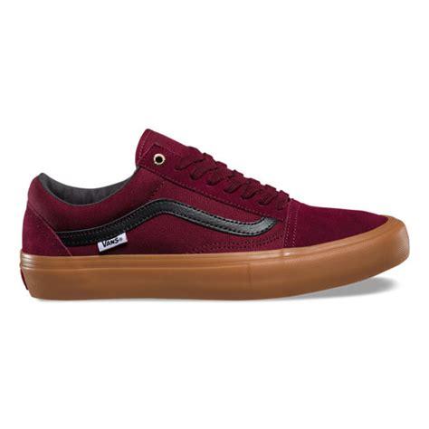 Sepatu Vans Oldskool Maroon Gum Dtbnib 40 45 chaussures skool pro vans boutique officielle