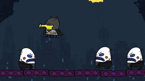 doodle jump batman a new batman that s also a doodle jump hit ios