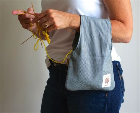 12 ideas for keeping yarn wristlets