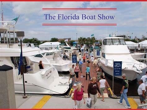 upcoming florida boat shows florida boat show at halifax harbor marina daytona beach