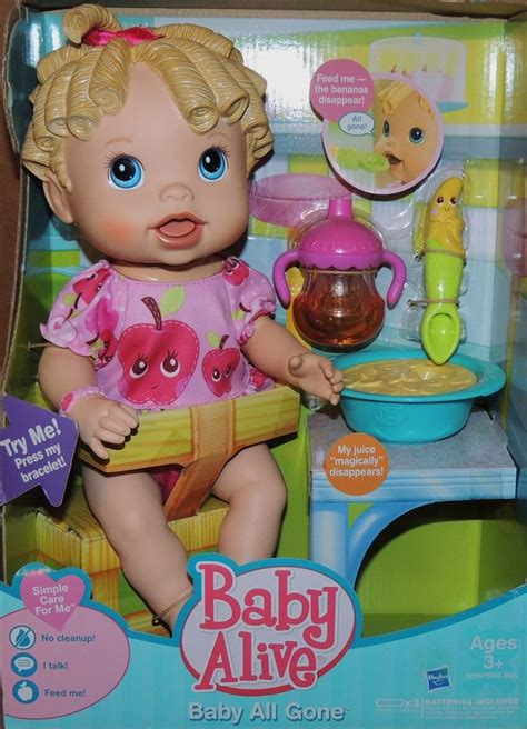 Juicer Baby baby alive doll baby all interactive juice bottle