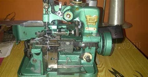 Mesin Obras Baju masalah pada mesin obras jahitan tidak menganyam lompat