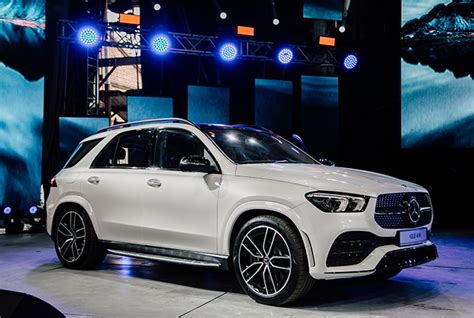 Mercedes 2019 Malaysia by Mercedes Malaysia Unveils Two New Suvs For 2019