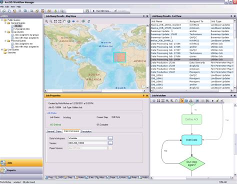 arcgis workflow manager for server what is workflow manager help arcgis desktop