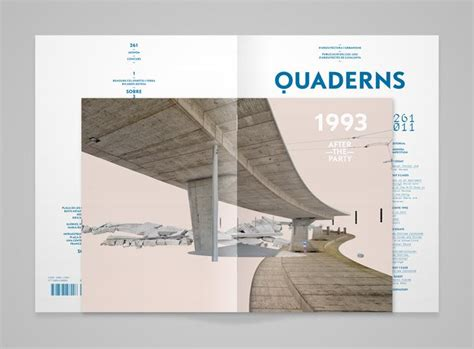 architectural design magazine editor quaderns dpr barcelona