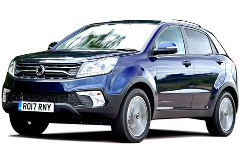 ssangyong korando ssangyong korando suv prices specifications carbuyer