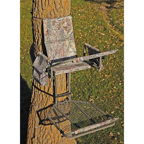 Lock On Deer Stand by Sniper 174 Vulcan Hang On Tree Stand 222663 Hang On Tree