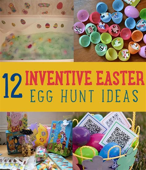 easter hunt ideas fun easter egg hunt ideas diy projects craft ideas how