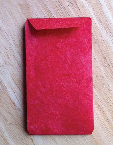 new year envelopes canada new year envelope or packet hgtv canada