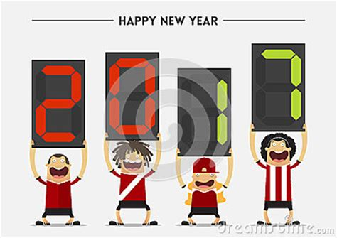 new year football 28 images 2017 happy new year