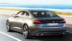 car all new 2017 peugeot 508 all new generation drive car wallpaper