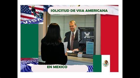 preguntas entrevista visa americana numero de visa americana sabe qu preguntas le harn