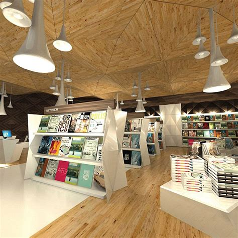 25 best ideas about bookstore design on