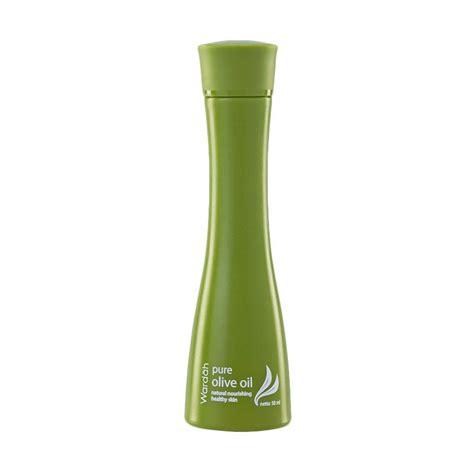 Harga Wardah Minyak Zaitun Untuk Wajah jual wardah olive 50 ml harga