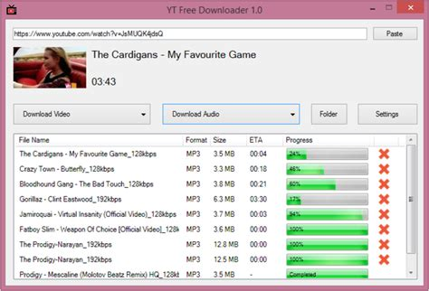 stahování mp3 z youtube download yt free downloader download