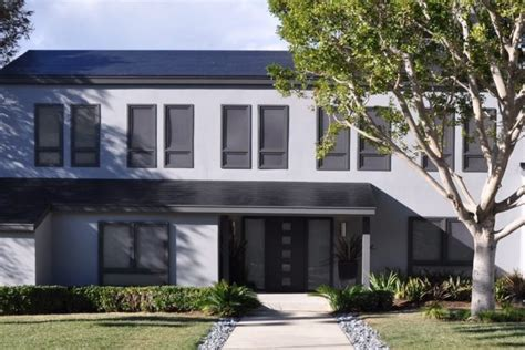 musk solar home elon musk has something else he wants everyone to buy solar roofs extremetech