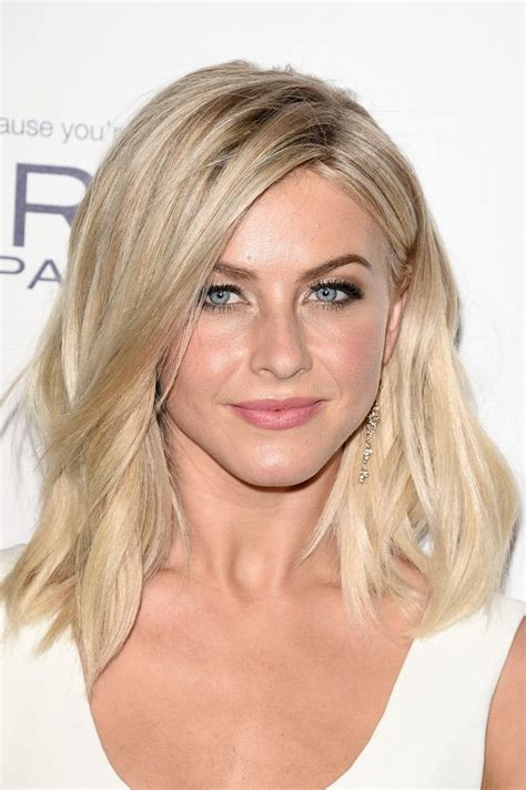 hollywood actresses medium lenght hairstyles 276 best images about celebrity hair on pinterest