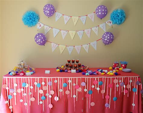 birthday decoration ideas at home for girl garden fairy party hunter is 1 chickabug