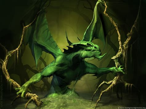 green wallpaper deviantart super awesome green dragon artworks and wallpapers 1
