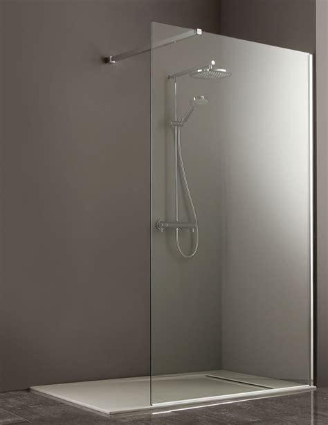 bathtub glass panels frameless shower glass panel 1300mm