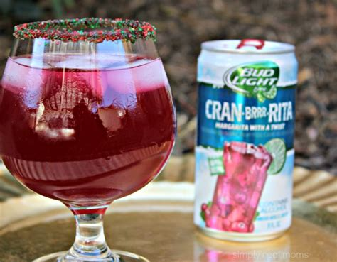 pomegranate bud light celebrate the holidays with a bud light lime cran brrr