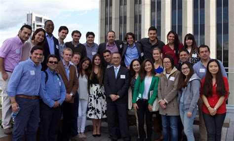Mba Colombia by Sprott School Welcomes Students From Sprott Mba In Bogot 225