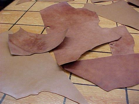 Cowhide Scraps For Sale - scrap leather for sale by the pound brettuns