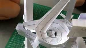 How To Make A Roller Coaster Loop Out Of Paper - paper marble roller coaster