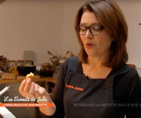 julie cuisine fr3 ma recette d arancini dans 171 les carnets de julie