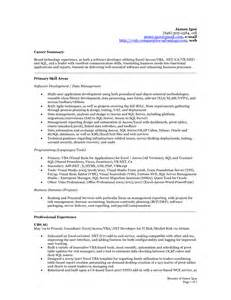 Resume Sles Excel Skills Forest Service Firefighter Resume Sales Firefighter Lewesmr