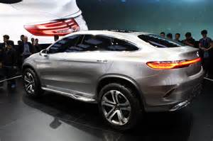 Mercedes Concept Coupç Suv Mercedes Concept Coupe Suv Beijing 2014 Photo