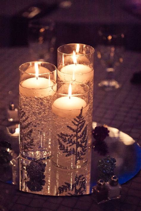 diy winter wedding centerpieces diy winter wedding decor but could use other design simple wedding diy
