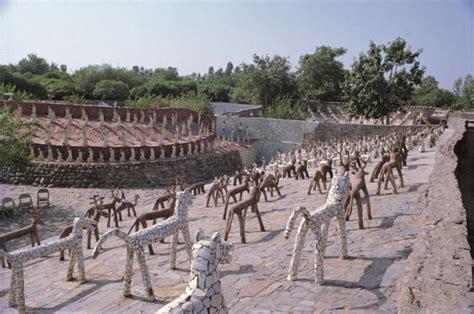 vernacular architecture in chandigarh nek chand s rock