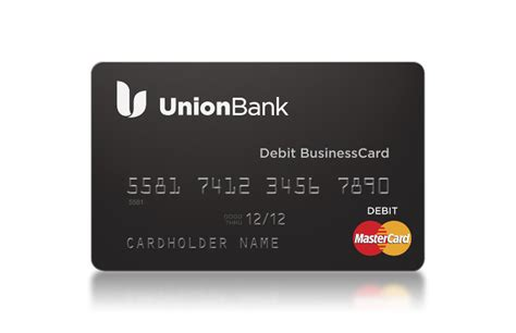 union bank card guidelines and debit card implementations designed at